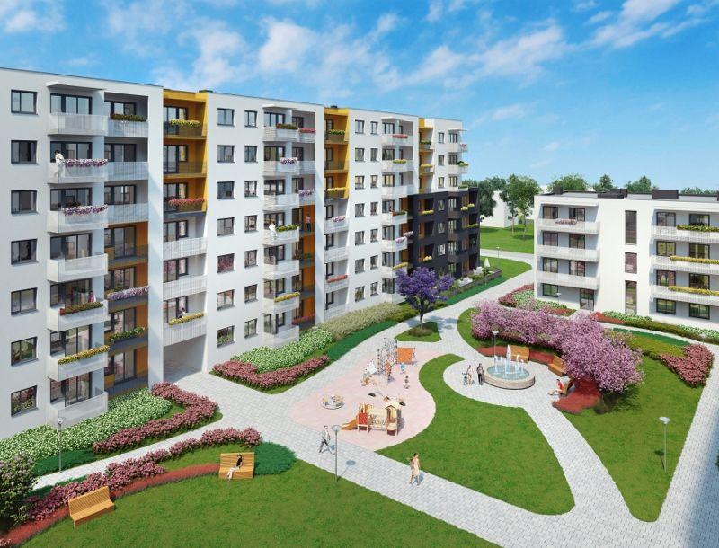 inwestycje mieszkaniowe - Lokum Vista